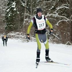 20. Tallinna Suusamaraton - Kalle Lett (217)