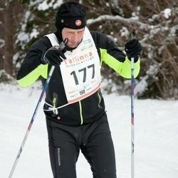 20. Tallinna Suusamaraton - Toomas Hiielaid (177)