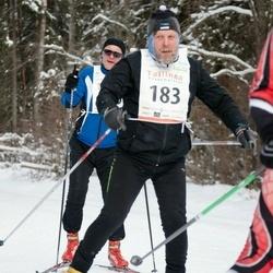 20. Tallinna Suusamaraton - Andres Lukkats (183)
