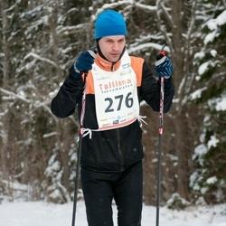 20. Tallinna Suusamaraton - Andres Koitmäe (276)