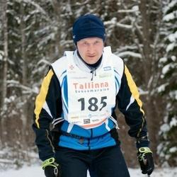 20. Tallinna Suusamaraton - Kristjan Krull (185)