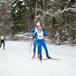 20. Tallinna Suusamaraton - Richard Piho (404)
