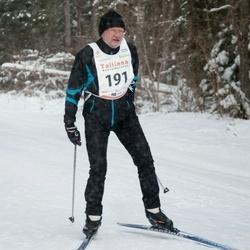 20. Tallinna Suusamaraton - Peeter Müürsepp (191)