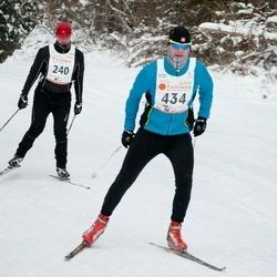 20. Tallinna Suusamaraton - Valmer Stalkov (240), Matis Kivila (434)