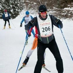 20. Tallinna Suusamaraton - Einar Tooming (206)
