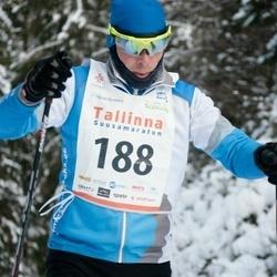 20. Tallinna Suusamaraton - Raul Aarma (188)