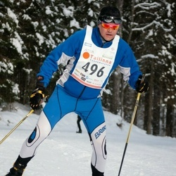20. Tallinna Suusamaraton - Hannes Järv (496)
