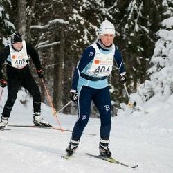 20. Tallinna Suusamaraton - Max Sander Laane (405), Terje Odamus (406)