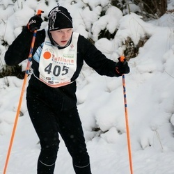 20. Tallinna Suusamaraton - Max Sander Laane (405)