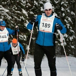 20. Tallinna Suusamaraton - Neeme Nurm (189)