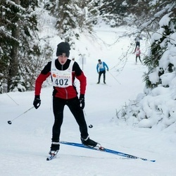 20. Tallinna Suusamaraton - Willem Mangusson (402)
