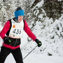 20. Tallinna Suusamaraton - Anne Aidma (436)
