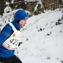 20. Tallinna Suusamaraton - Patrick Bibb (425)