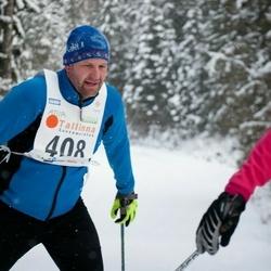 20. Tallinna Suusamaraton - Tanel Mangusson (408)