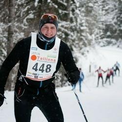 20. Tallinna Suusamaraton - Kevin Starkopf (448)