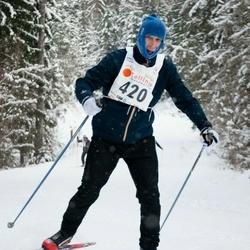 20. Tallinna Suusamaraton - Jüri Meidla (420)