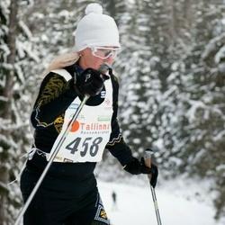 20. Tallinna Suusamaraton - Helina Viik (458)