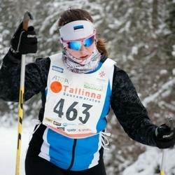 20. Tallinna Suusamaraton - Anastasija Pahhomenkova (463)