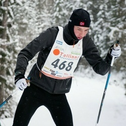 20. Tallinna Suusamaraton - Alex Reitsak (468)