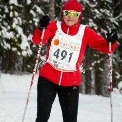 20. Tallinna Suusamaraton - Zinaida Kruusalu (491)