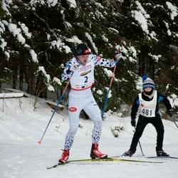 20. Tallinna Suusamaraton - Mart Kevin Põlluste (2), Marti Parve (481)