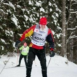 20. Tallinna Suusamaraton - Heini Tammik (4020)