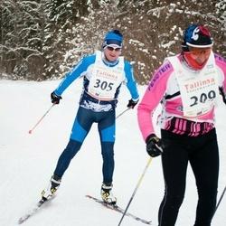 20. Tallinna Suusamaraton - Kuido Karner (305)
