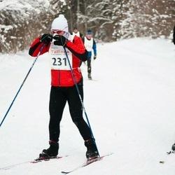 20. Tallinna Suusamaraton - Marje Ott (231)