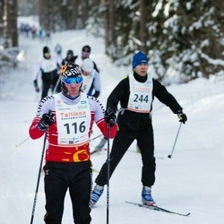 20. Tallinna Suusamaraton - Arvi Suurpere (116)