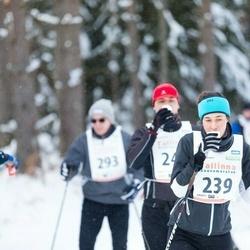 20. Tallinna Suusamaraton - Annika Tuisk-Ilves (239)
