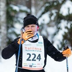 20. Tallinna Suusamaraton - Juhan Paabstel (224)