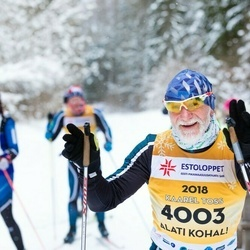 20. Tallinna Suusamaraton - Kaarel Toss (4003)