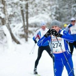 20. Tallinna Suusamaraton - Agu Lehemaa (274)