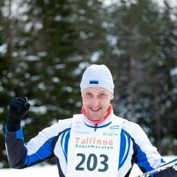 20. Tallinna Suusamaraton - Madis Uusorg (203)