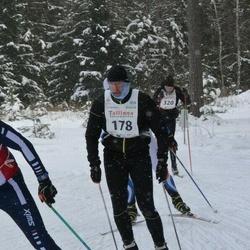 20. Tallinna Suusamaraton - Andres Vaide (178)