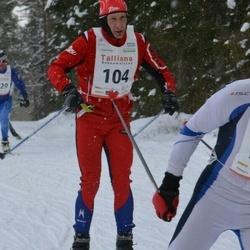 20. Tallinna Suusamaraton - Lauri Tikk (104)