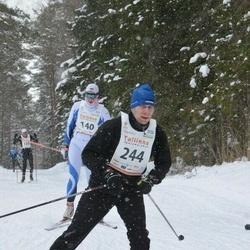 20. Tallinna Suusamaraton - Tõnis Gross (244)