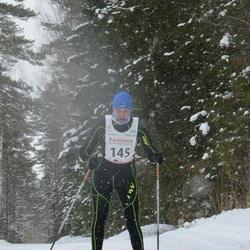 20. Tallinna Suusamaraton - Tiina Tiisler (145)