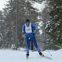 20. Tallinna Suusamaraton - Arno Anton (114)