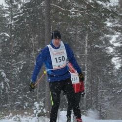 20. Tallinna Suusamaraton - Alar Maasik (150)
