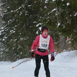 20. Tallinna Suusamaraton - Consuelo Laanemäe Räim (308)