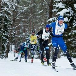 20. Tallinna Suusamaraton - Marko Kilp (267), Martin Remmelg (309)