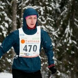 20. Tallinna Suusamaraton - Riste Remmelgas (470)