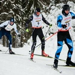 20. Tallinna Suusamaraton - Marko Helgand (9), Indrek Hubel (13), Risto Rammul (311)