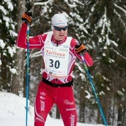 20. Tallinna Suusamaraton - Hans-Kristen Rootalu (30)