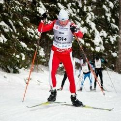 20. Tallinna Suusamaraton - Andres Maarits (4014)