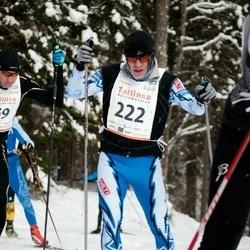 20. Tallinna Suusamaraton - Hanno Priks (222)