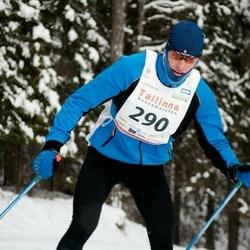 20. Tallinna Suusamaraton - Toivo Tinast (290)