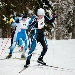 20. Tallinna Suusamaraton - Priit Tiidla (91), Tiit Meidla (95)
