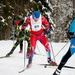 20. Tallinna Suusamaraton - Marek Mägi (89)